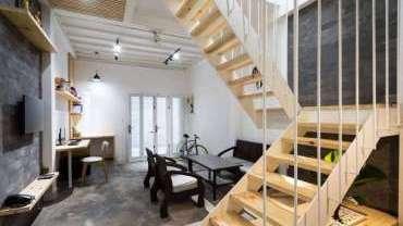 Thiết kế bố trí cầu thang trong nhà hợp theo phong thuỷ