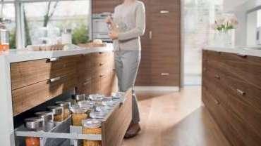 Làm sao để thiết kế nên một gian bếp hoàn hảo cho bà nội trợ