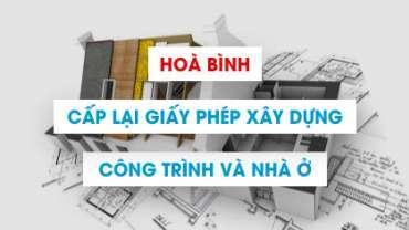 Những lưu ý trong việc cấp lại giấy phép xây dựng công trình