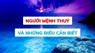 Phong thủy cho người mệnh Thủy rước đầy tài lộc và phú quý