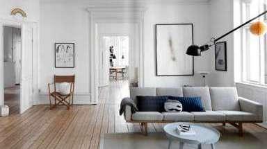 Phong cách thiết kế nội thất phòng khách đang được ưa chuộng