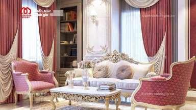 Xu hướng nổi bật trong phong cách thiết kế nội thất cổ điển