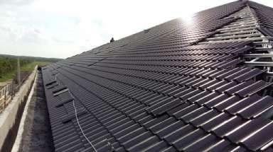 Những điều bạn chưa biết về mái bê tông dán ngói