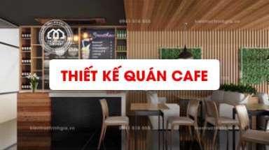[Profile] Thiết kế mẫu nội thất quán cafe, quán karaoke đẹp