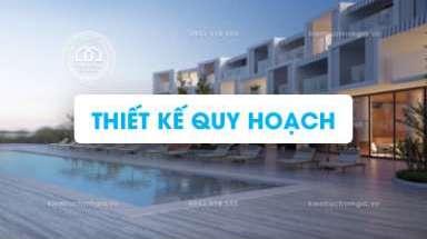 [Profile] Thiết kế quy hoạch quy mô lớn, quy hoạch resort
