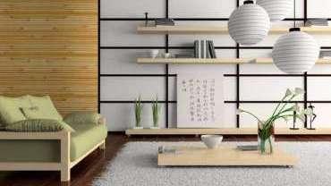 Nội thất Nhật Bản - Sự tinh tế thể hiện trong các nguyên tắc