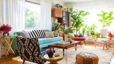 Không gian sống xưa với phong cách thiết kế nội thất Retro