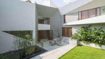 Góc nhìn độc đáo trong kiến trúc hiện đại Ấn Độ đẹp
