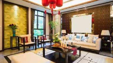Phong cách thiết kế nội thất Á Đông - Vẻ đẹp gần gũi