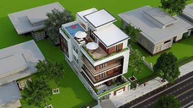 Thiết kế biệt thự tại Đà Nẵng làm nơi nghỉ dưỡng tuyệt đẹp!