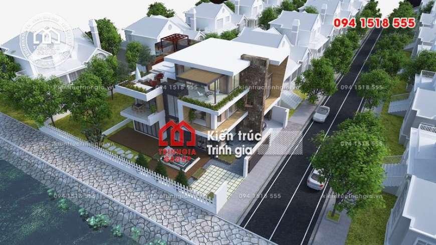 Thiết kế biệt thự ở Đà Nẵng đẹp sang trọng và hiện đại nhất!
