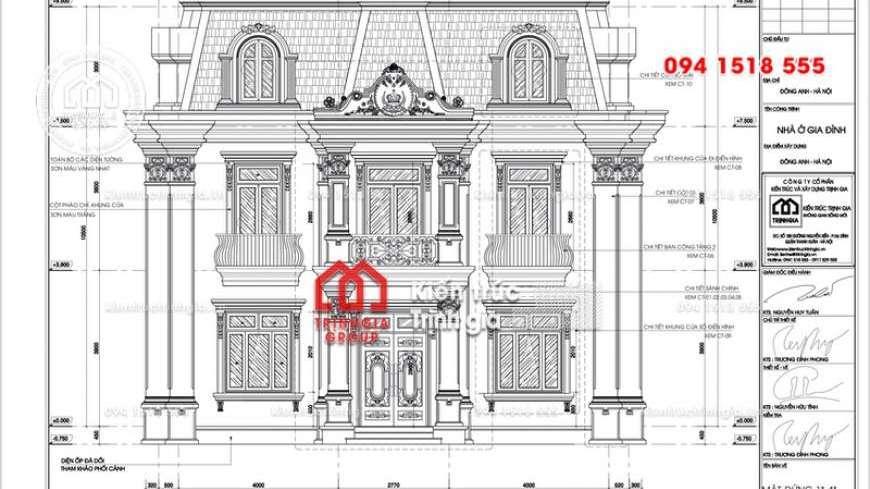 Đố bạn tin! Mẫu thiết kế biệt thự mini 3 tầng đẹp mà siêu rẻ
