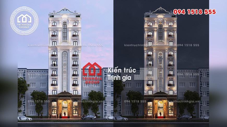 TOP 5 công ty thiết kế khách sạn uy tín và chất lượng nhất!