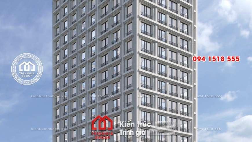 Mẫu khách sạn 5 sao đã xây dựng ở đà nẵng đẹp và sang trọng