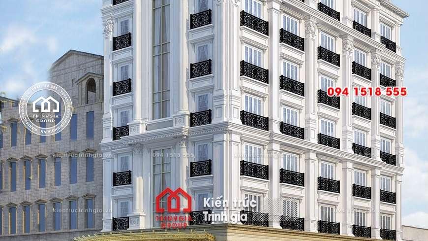 Cải tạo khách sạn kiểu Pháp ở Đà Nẵng với chi phí 15 tỷ đồng