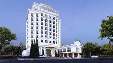 Cải tạo khách sạn cũ theo lỗi kiến trúc Pháp tân cổ điển đẹp