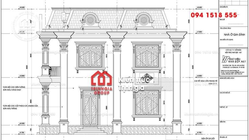 Lâu đài mini - Xu thế thị trường đi đầu xu hướng thiết kế