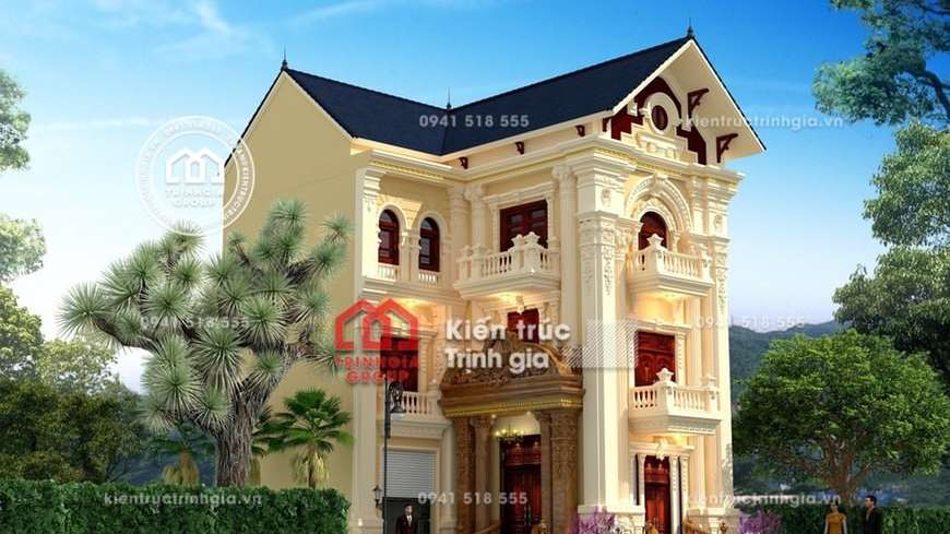 Biêt thự lâu đài đẹp bậc nhất CÓ MỘT KHÔNG HAI ở tỉnh Hà Nam