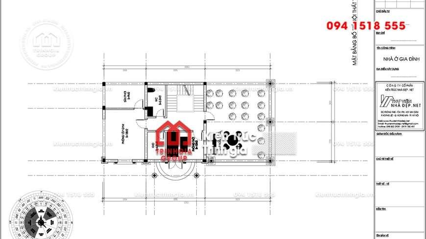 Thiết kế mẫu biệt thự tân cổ điển đẹp sang trọng bậc nhất