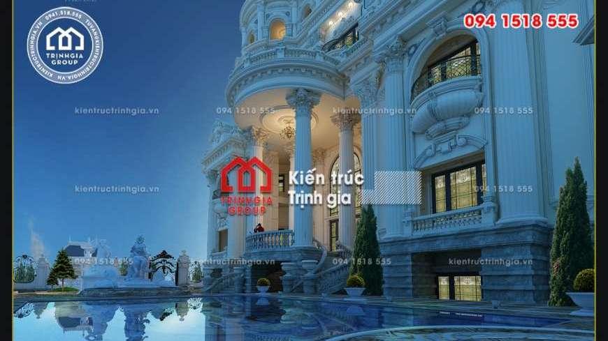 Hải Linh Place - Lâu đài ở Phú Thọ lớn nhất nước hiện nay