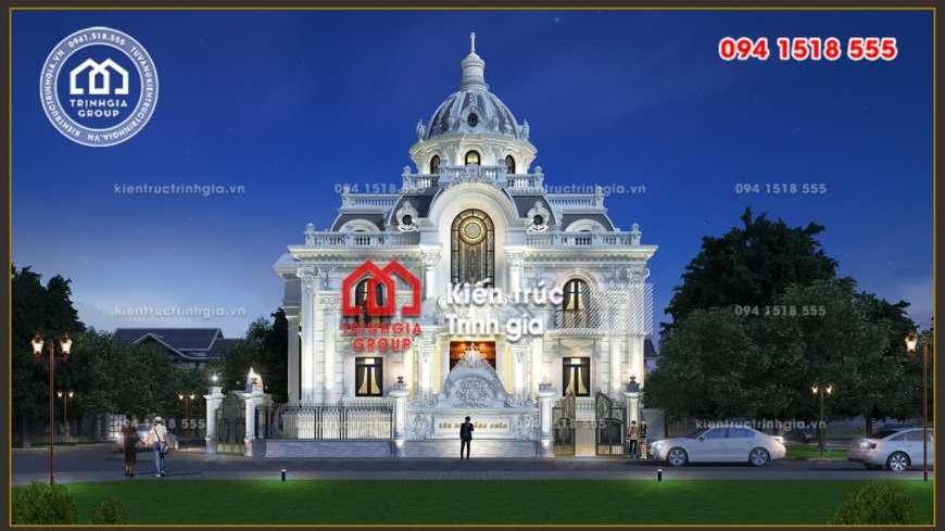 Khám phá một trong những mẫu lâu đài đẹp nhất ở Việt Nam