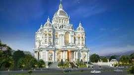 Biệt phủ Đức Anh dưới góc nhìn kiến trúc Pháp sang trọng