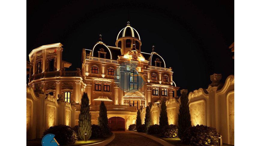 Những hình ảnh lâu đài đẹp bậc nhất ở Việt Nam về đêm!