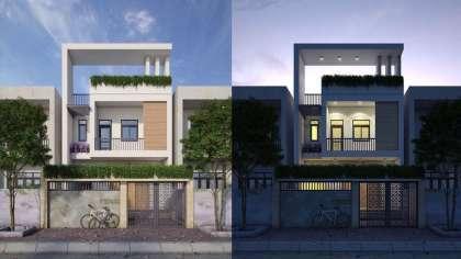 Ngạc nhiên với sự tiện nghi trong mẫu thiết kế nhà phố 28m2