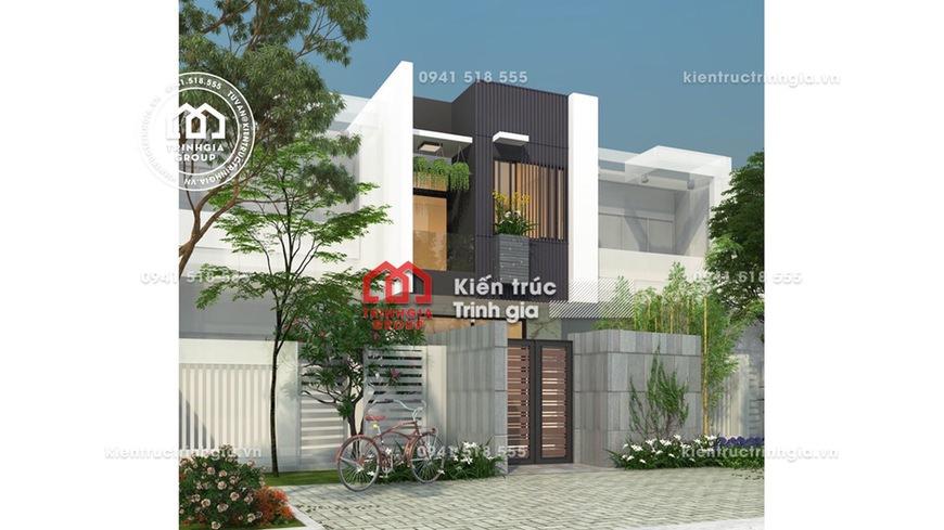 Khám phá mẫu thiết kế nhà phố chiều rộng 7m hiện đại nhất!