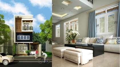 Săn đón ngay mẫu thiết kế nhà phố 3 tầng hiện đại đẹp giá rẻ