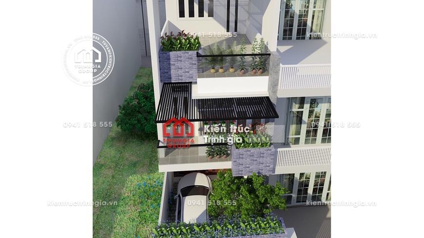 Tìm hiểu thiết kế nhà phố 3 tầng hiện đại đẹp nhất Việt Nam