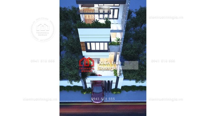 Bản vẽ mẫu thiết kế nhà phố 3 tầng đẹp và sang trọng nhất!