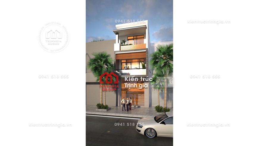 Khó tin với tư vấn thiết kế nhà phố 5x20 vừa hiện đại vừa rẻ