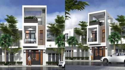 Tư vấn thiết kế nhà phố 5x20m cho gia chủ khó tính ở Hà Nội