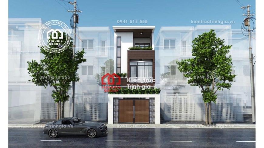 Say đắm lòng người với mẫu thiết kế nhà phố 3 tầng 7x12m đẹp