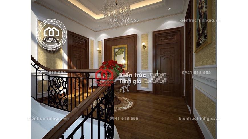 Nội thất gỗ - Sự lựa chọn hoàn hảo mới cho biệt thự hiện đại