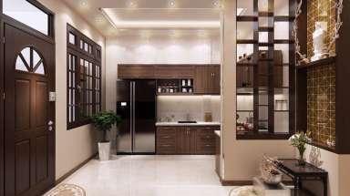 Nội thất nhà phô - Thiết kế bằng gỗ đẹp cho ngôi nhà của bạn