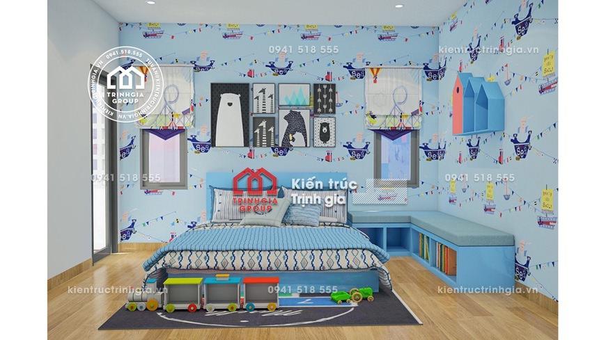 Thiết kế nội thất nhà ở - Xu hướng tất yếu của các gia đình