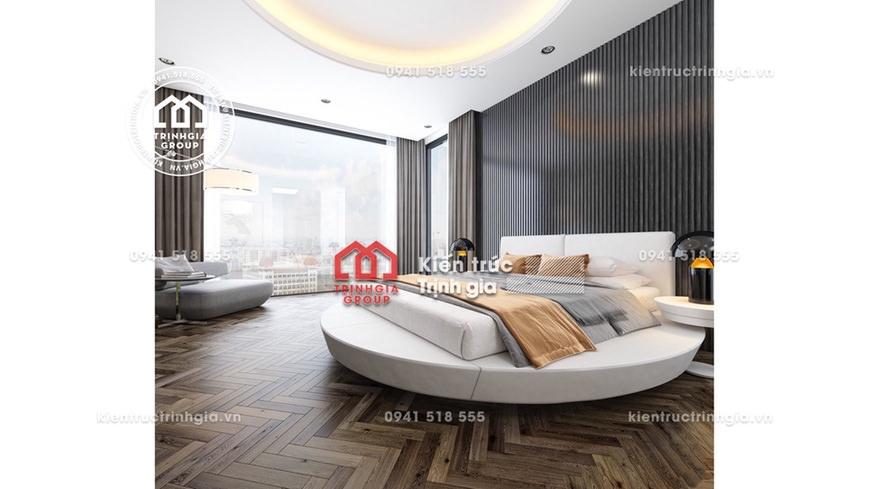 Thiết kế nội thất chung cư cho người độc thân có 1 phòng ngủ
