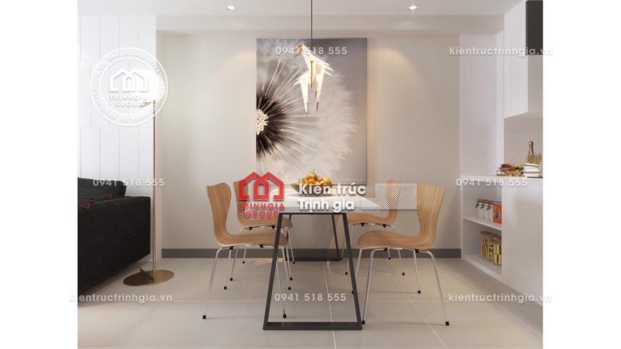 Thiết kế nội thất chung cư cao cấp hiện đại T10 Times City