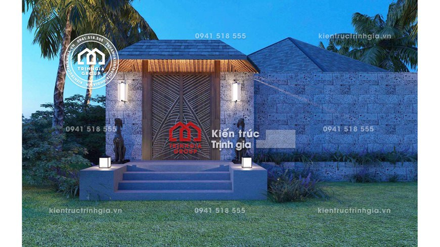 Mẫu thiết kế quy hoạch resort khu nghỉ dưỡng đẹp ở Nha Trang
