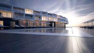 Đồ án quy hoạch khu nghỉ dưỡng của sinh viên kiến trúc đẹp!